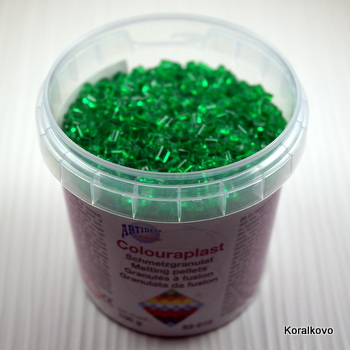 Colourplast zelený 100g